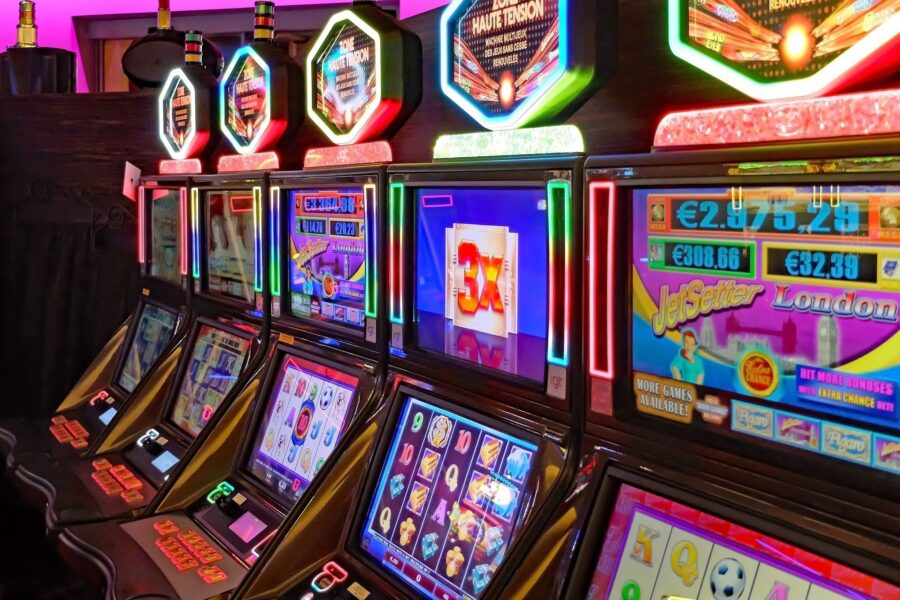 Slot machine sites: the changes that have been seen in them