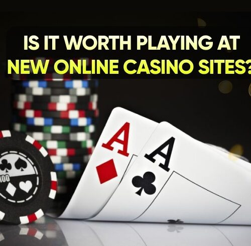 Is It Worth Playing at New Online Casino Sites?
